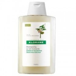 Klorane - Klorane Shampoo Latte Mandorla 200 Ml - 902792757