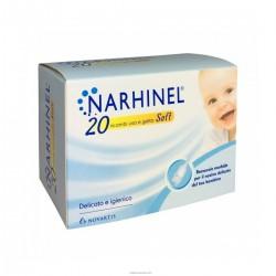 Novartis - NARHINEL 20RIC USA & GETTA SOFT - 921399022