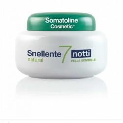 Somatoline - Somatoline Cosmetic Snellenti 7 Notti Natural 400ml - 978862098
