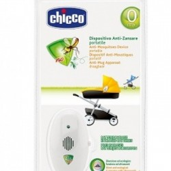 Chicco - Chicco Dispositivo anti-zanzare portatile ad ultrasuoni - 926574866