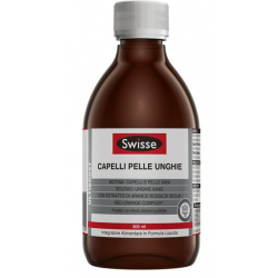 Swisse - Swisse Capelli Pelle Unghie 斯维诗血橙精华液态饮口服胶原蛋白液300ML维生素 热巴同款 - 976831519