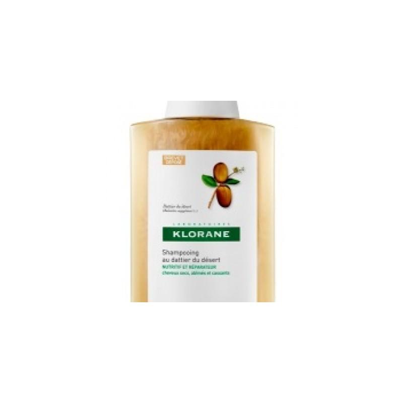 Klorane - Klorane Shampoo Dattero Del Deserto 200 Ml - 923055545