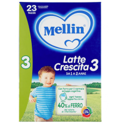 Mellin Spa - MELLIN 3 LATTE POLVERE 700G - 980137119