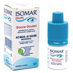 Coswell S.P.A - ISOMAR GOCCE OCULARI OCCHI MULTIDOSE 10ML - 903596740