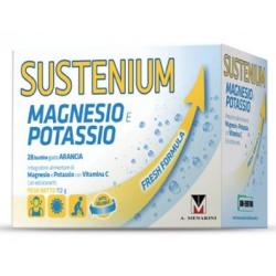 A.menarini Ind.far - SUSTENIUM MAGNESIO/POTASSIO 28BUST - 973662582