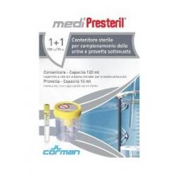 Farmaciapoint - MEDIPRESTERIL CONTENITORE URINA+PROVETTA - 926562810