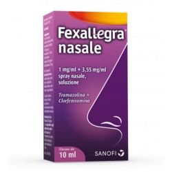 Sanofi Spa - FEX ALLEGRA NASALE SPRAY FL 10ML - 027910013