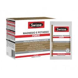 SWISSE - SWISSE MAGNESIO POTASSIO FORTE 24 BUSTGNES - 980193039