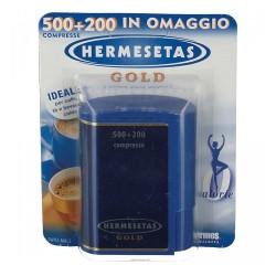 Dompe` Farmaceutic - HERMESETAS GOLD 500+200CPR - 901466490