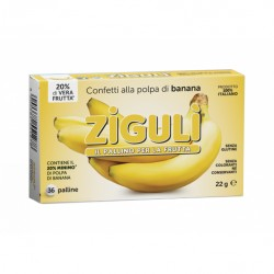 Falqui - ZIGULI BANANA 36PALLINE 22G - 909286243
