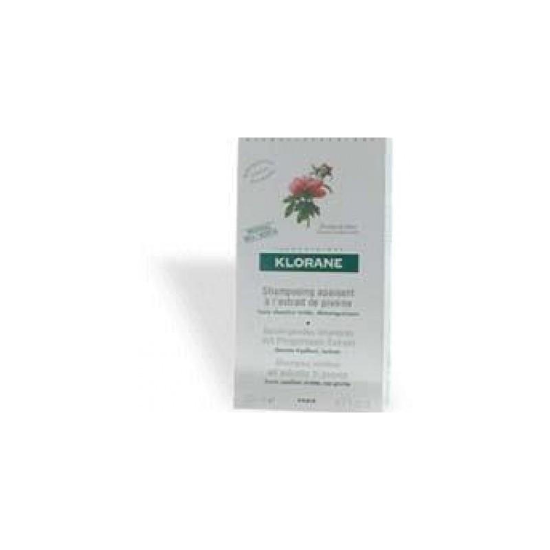 Klorane - Klorane Shampoo Peonia 200 Ml - 907160927