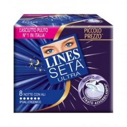 Lines - LINES SETA ULTRA NOTTE 8PZ - 975591140
