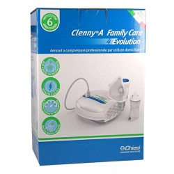 Chiesi Farmaceutici - CLENNY A FAMILY CARE 4 EVOLUTION - 978625325