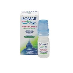 Euritalia pharma - ISOMAR OCCHI PLUS 0,25% - 972572349