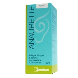 Zambon - ANAURETTE SPRAY 30ML - 931961484
