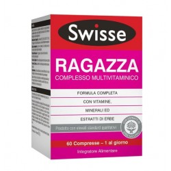 SWISSE - SWISSE MULTIVITAMINICO RAGAZZA 60CPR - 977770306