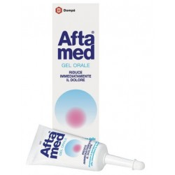 Dompe` Farmaceutic - AFTAMED GEL 15ML - 904733387