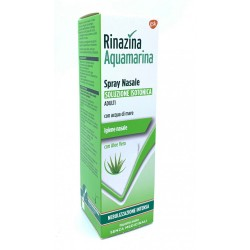 GLAXOSMITHKLINE C.HEALTH.SPA - RINAZINA AQUAMARINA ISOTONICA SPRAY NASALE ALOE 100ML - 977675608