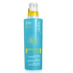 Bionike - Bionike Defence Sun Solare Latte Spray Spf 50+ Protezione Molto Alta 特高度保护防晒乳液喷雾SPF 50+ 200 Ml - 932523741