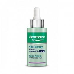 Somatoline - SOMATOLINE VITAL BEAUTY BOOSTER VISO RIGENERANTE NOTTE 30 ML PROMO - 975596255