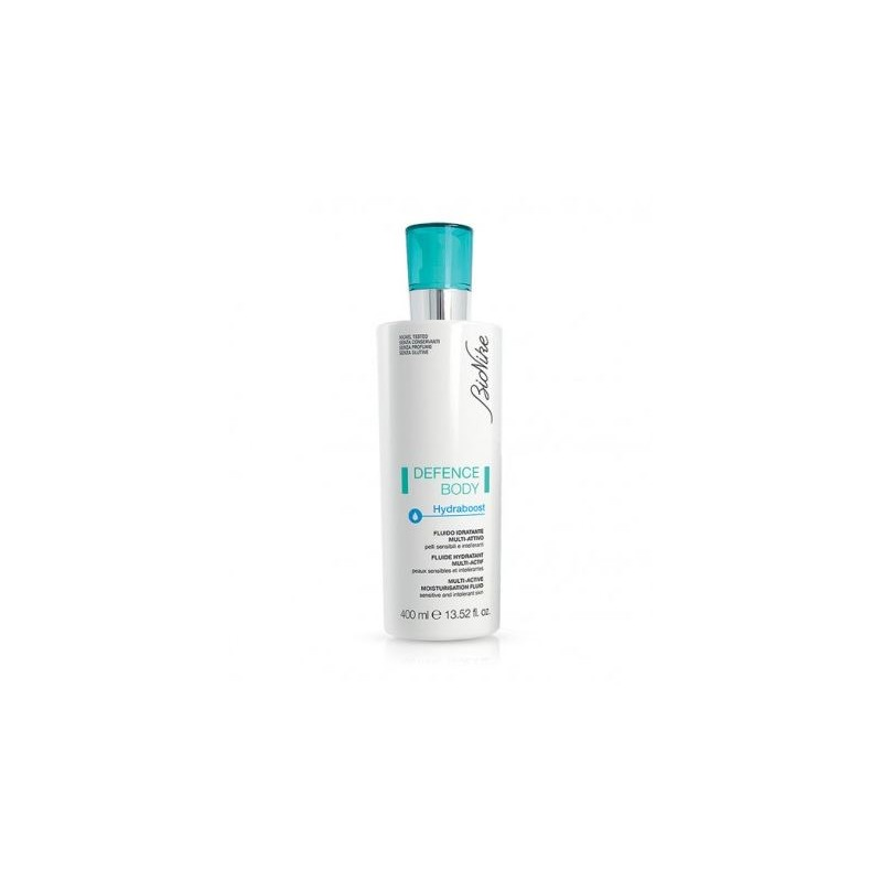 Defence Body Hydraboost Fluido Idratante Multiattivo 400ML