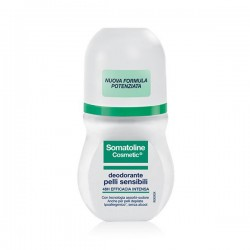 Somatoline Cosmetic - SOMATOLINE COSMETIC DEODORANTE PELLI SENSIBILI ROLL-ON 50 ML - 973500883