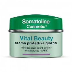 Somatoline Cosmetic - Somatoline Cosmetic Vital Beauty Crema Protettiva Giorno 50m - 975045244