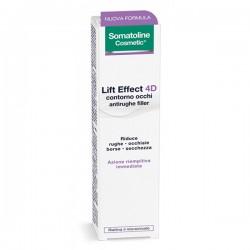 Somatoline Cosmetic - Somatoline Crema Viso Occhi 4d 15 Ml - 927204622