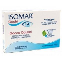 Euritalia pharma - ISOMAR OCCHI GOCCE OCULARI ACIDO IALURONICO 0,2% 10 FLACONCINI - 971347671
