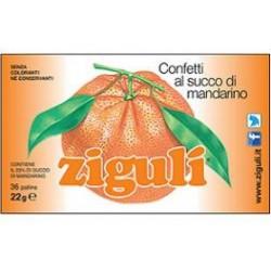 Falqui - ZIGULI MANDARINO 36 CONFETTI - 909286231