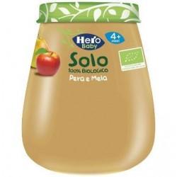 Fater Spa - HERO SOLO OMOGENEIZZATO PERA MELA BIO 120G - 979945235