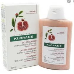Klorane - KLORANE SHAMPOO al MELOGRANO 200ML - 973188117