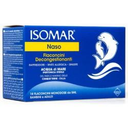 Euritalia pharma - ISOMAR SOLUZIONE IPERTONICA 18 FLACONCINI DA 5 ML - 923813669