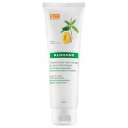 Klorane - Klorane Crema Quotidiana Al Burro Di Mango 125ml - capelli danneggiati - 934209709