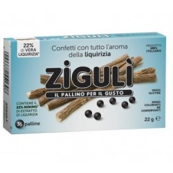 Falqui - ZIGULI LIQUIRIZIA 36 PALLINE - 909286270