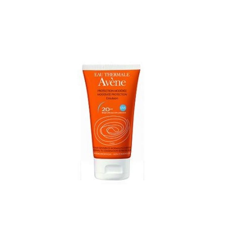 Avene - Avene Emulsione Solare spf 20 50ml - 902720046