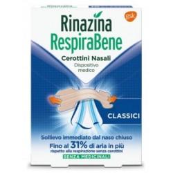 GLAXOSMITHKLINE C.HEALTH.SPA - RINAZINA RESPIRABENE CLASSICI 30 CEROTTI - 972708770