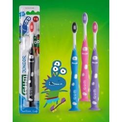Gum - GUM KIDS SPAZZOLINO 3-6 ANNI - 971347087