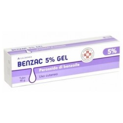 Farmaciapoint - BENZAC GEL 40G 5% - 047460023
