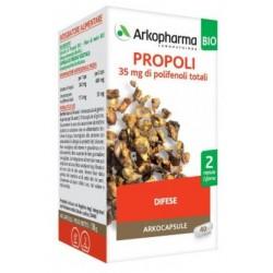 Arkofarm - ARKOCAPSULE PROPOLI BIO 40 CAPSULE - 976864355