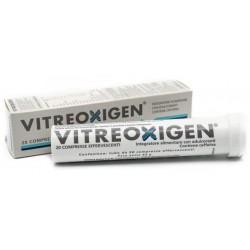Farmaciapoint - VITREOXIGEN 20 COMPRESSE - 900191469