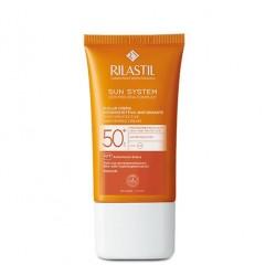 Rilastil - RILASTIL SUN SYS SOLARE VISO D-CLAR CREMA LIGHT - 978861437