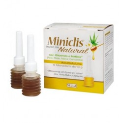 Sella - MICROCLISMI MINICLIS NATURAL ADULTI 6PZ - 971228034