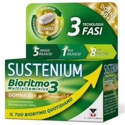 A.menarini Ind.far - SUSTENIUM BIORITMO3 DONNA 60+ 30 COMPRESSE - 975507791