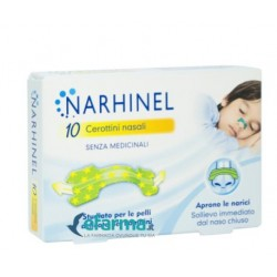 GLAXOSMITHKLINE C.HEALTH.SPA - NARHINEL CEROTTINI NASALI BB - 971101151