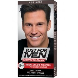 Combe - JUST FOR MEN SH COLOR H55 NERO - 908784376
