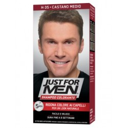 Combe - JUST FOR MEN SH COLOR H35 CASTANO - 908784349