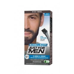 Combe - JUST FOR MEN TINTA BARBA&BAFFI M-55 NERO - 978626075