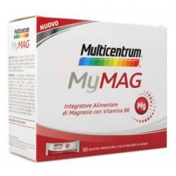 Rilastil - MULTICENTRUM MYMAG MAGNESIO 30 BUSTINE - 979370754