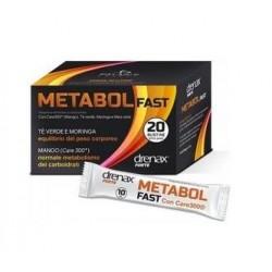 Paladin Pharma - DRENAX METABOL FAST 20 STICK x 10ML - 978843581